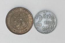 Netherlands - 2-1/2 cent 1941-1941 zinc (#30)