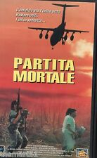 Partita mortale (1993) VHS Fox Video Tom Galt Michael Thomas  UNICA in eBay