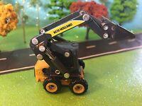New Holland Agriculture Construction, L170, ERTL, Skid Steer Loader, 1/64 Scale