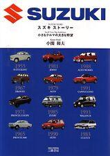 Book - Suzuki Car - Suzulight 360 Fronte Cappuccino Cervo Jimny SJ Whizzkid Alto