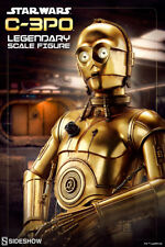 Sideshow Star Wars C3PO Legendary Scale Figure BNIB Limited Edition