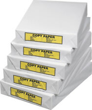 2.500 Blatt Kopierpapier 80g/qm DIN A4 weiß, holzfrei CIE 149 Druckerpapier