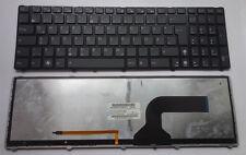 Tastatur Asus G53 G53SJ G53SW G53JW G51 G51J G51VX G51V Beleuchtet Backlit Licht