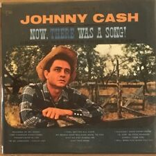 Johnny Cash- Now, There Was A Song! - Import CD - Mini LP Format- New