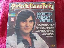 Orchester Anthony Ventura - Fantastic dance party   German RCA 1979 LP OVP NEU