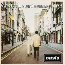 Oasis Whats The Story Morning Glory 2005 Creation Records CD Album