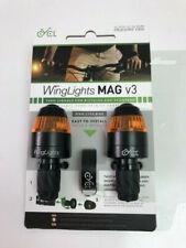 CYCL WingLights Mag v3 LED Lichter Blinker für Fahrrad/ E-Scooter /E-Bike // OVP