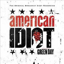 American Idiot [The Original Broadway Cast Recording] by Green Day (CD, Apr-2010, 2 Discs, Warner Bros.)