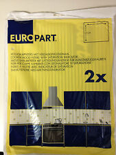 EUROPART 14-CH-10 Cooker Hood Paper Grease Filter