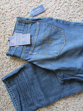 NEW AMERICAN RAG STRAIGHT LEG  JEANS MENS 32X30  FAWN WASH FREE SHIP!