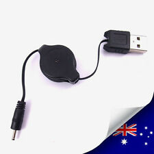 USB to 2 mm Retractable Charger Cable for NOKIA - NEW (N079)