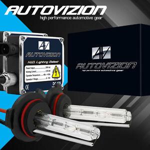 AUTOVIZION HID Xenon Headlight Conversion Kit H1 H3 H4 H7 H11 H13 9005 9006 900