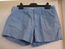 Jacob Connexion Blue Cotton Low Rise Casual Shorts in Size 12