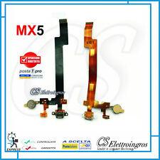 MEIZU MX5 MX 5 flat flex dock connettore di ricarica + microfono + vibrazione
