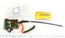 SARBE 5 SURVIVAL PILOT FIELD RADIO PERSONAL LOCATOR BEACON HANDSET WALKIE TALKIE