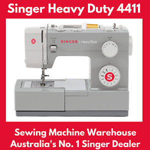 Singer Heavy Duty 4411 High Speed Sewing Machine, New!