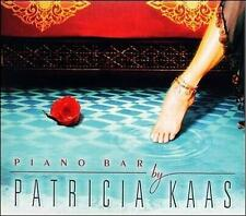 PATRICIA KAAS - PIANO BAR (NEW CD)