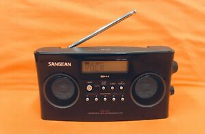 Sangean PR-D5 AM/FM Portable Radio