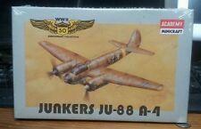 ACADEMY MINICRAFT  junkers JU-88 A-4