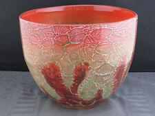 schöne Glas-Vase ca.30er Jahre WMF Ikora