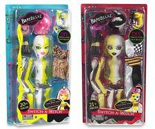 2 Puppen im Set - MGA Bratzillaz Switch A Witch Puppe kreiere deine eigene Hexe