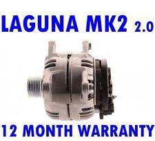 RENAULT LAGUNA MK2 MK II SPORT TOURER 2.0 16V 2002 - 2015 RMFD ALTERNATOR