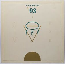 Current 93 – LAShTAL (electronic, industrial, experimental) 2nd pressing