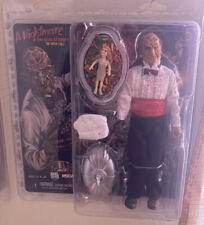 Neca Nightmare on Elm Street Part 5 Chef Freddy 8? Clothed Action Figure NEW