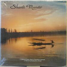 BRAHMACHARINI MIRABAI Shanti Mandir LP Paramahansa Yogananda chants—SEALED SRF
