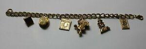 Monopoly Vintage Charm Bracelet