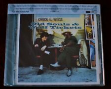 Old Souls & Wolf Tickets by Chuck E. Weiss (CD, Jan-2002, Slow River) NEW