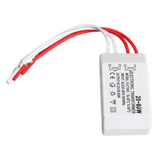 Electronic Transformer Entrance AC220-240V 50 / 60Hz 20-60W For LED Halogen P8J5