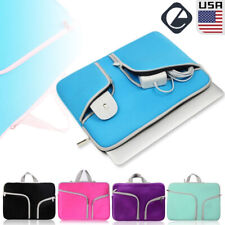 "Universal Laptop Sleeve Case Carry Bag for Macbook Air Pro Lenovo Dell 13"" 15 11"