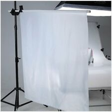 1 Yard x 67 Inch 1 x 1.7M Diffusion Fabric Nylon Silk White Seamless Photography