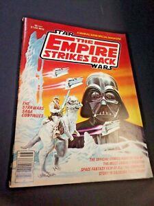 Star Wars The Empire Strikes Back Marvel Super Special #16 1980 1st Boba Fett