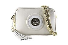 Handbag Borse Pelle Beige Leather Handtasche Leder Sac A Main Cuir Fereti Bolso