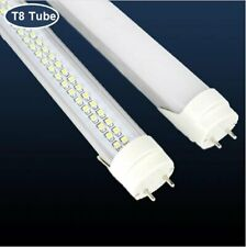 T8 LED Tube Light 2FT 3FT 4FT Fluorescent Lamp Bulb Replacement 3Color Dimmable