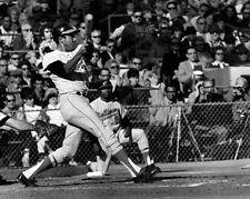 8x10 Print Mike Cuellar Baltimore Orioles Pitcher at Bat 1971 #MC737