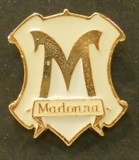 MADONNA - 1990 Immaculate Collection Promo Pinback Button Badge