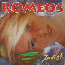 Romeos - Juliet (Fuego-Records Vinyl-LP Schallplatte OIS Germany 1990)