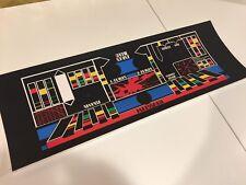 Williams Defender CPO Arcade TEXTURED FINISH Control Panel Overlay VINYL