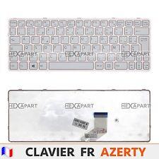 Clavier Fr AZERTY Sony Vaio SVE1111M1EB SVE1111M1EP SVE1111M1EW SVE1111M1RB