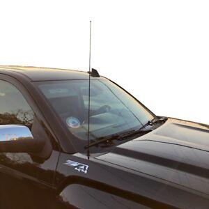 """31"""" ANTENNA MAST Black for Chevrolet Colorado 2004 - 2006 NEW"""