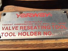 Yarway Valve Reseating Tool #50 - P/N 962769 w/#26 Cutter