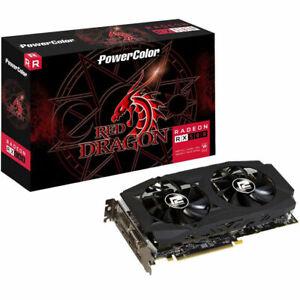 PowerColor Radeon RX 580 Red Dragon Edition 8GB Graphics Card