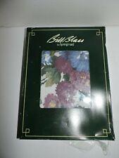 Bill Blass Springmaid Shower Curtain  72 x 70