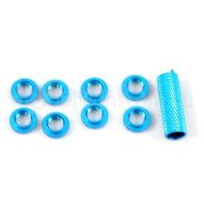 Spektrum DX8/DX6i/DX7s Switch Nuts Blings Blue SPEKTRUM