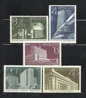 U.R.S.S. Año: 1983. Tema: NUEVOS EDIFICIOS DE MOSCU.