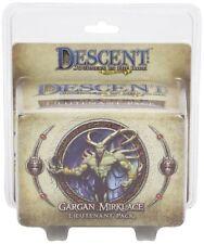 Descent Second Edition: Gargan Mirklace Lieutenant Pack