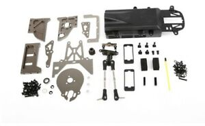 Metal Gas to Electric Conversion kit for 1/5 HPI Rovan KM Baja 5b 5t 1/5 upgrade